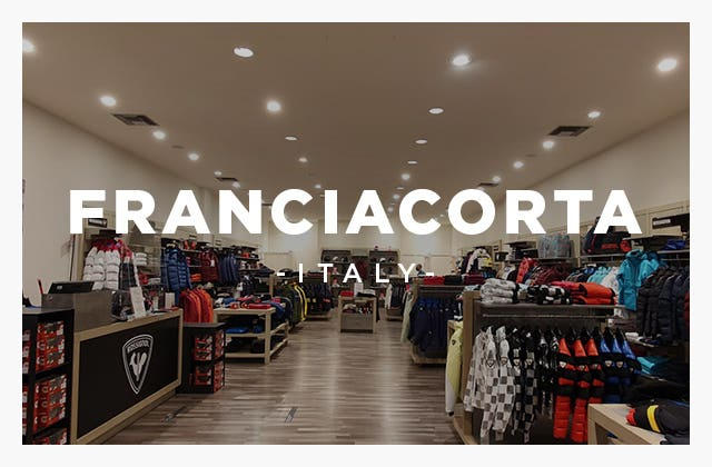 Franciacorta Rossignol outlet