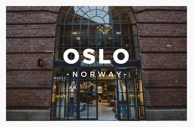 Oslo Rossignol outlet